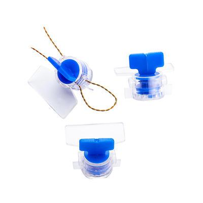 CH605 Utility Meter Seal Serialised Plastic