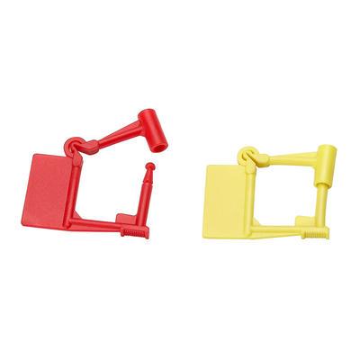 One Time Use Crash Cart Plastic Locks Padlock Seals